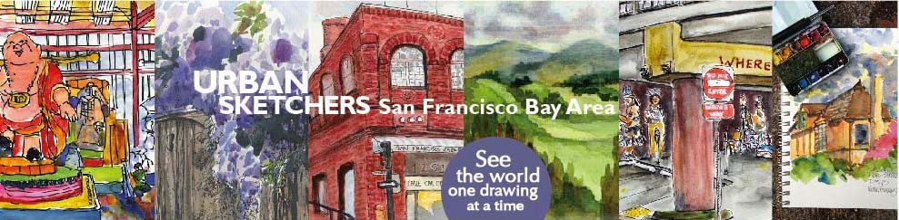 Urban Sketchers S.F. Bay Area