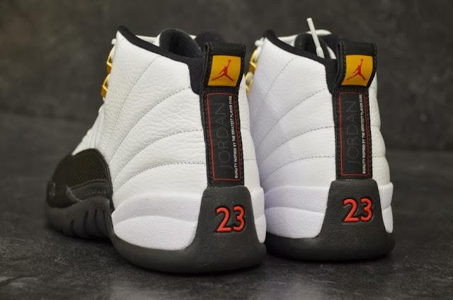 """Nike Air Jordan 12 """"Taxi"""""""