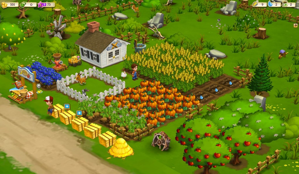 Zynga launches farmville 2 zynga games for Form ville