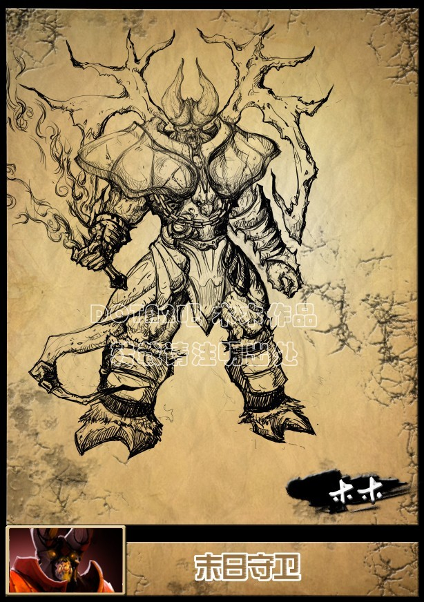 Awesome DotA 2 Fan Art Pictures Dota 2 Throne