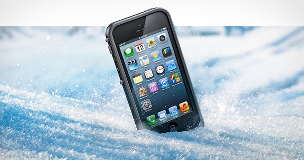 LIFEPROOF iPhone 5 Case Snow Proof