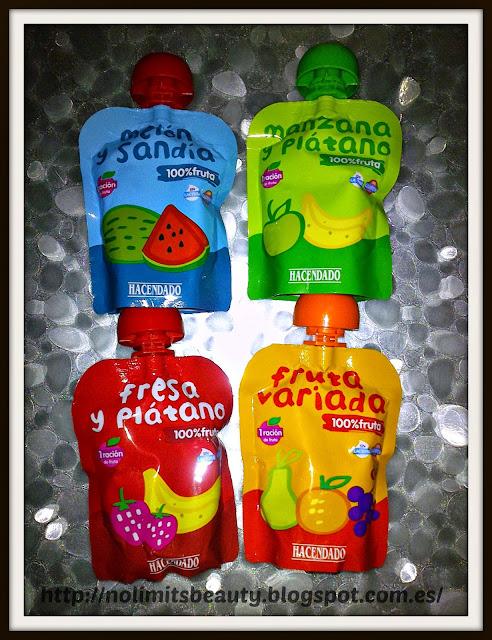 Fruta para beber - Mercadona