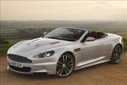 Look At the Car: 2013 Aston Martin DBS