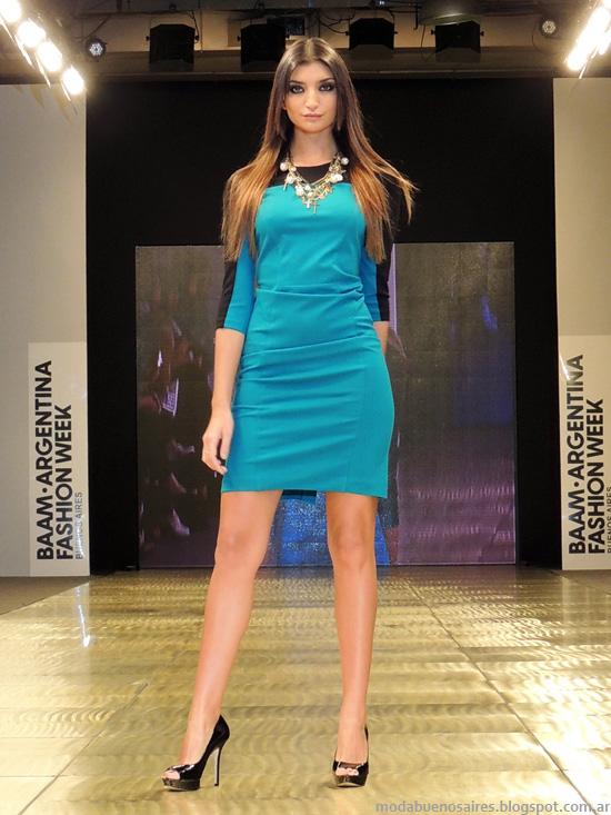 Markova invierno 2014 vestidos cortos