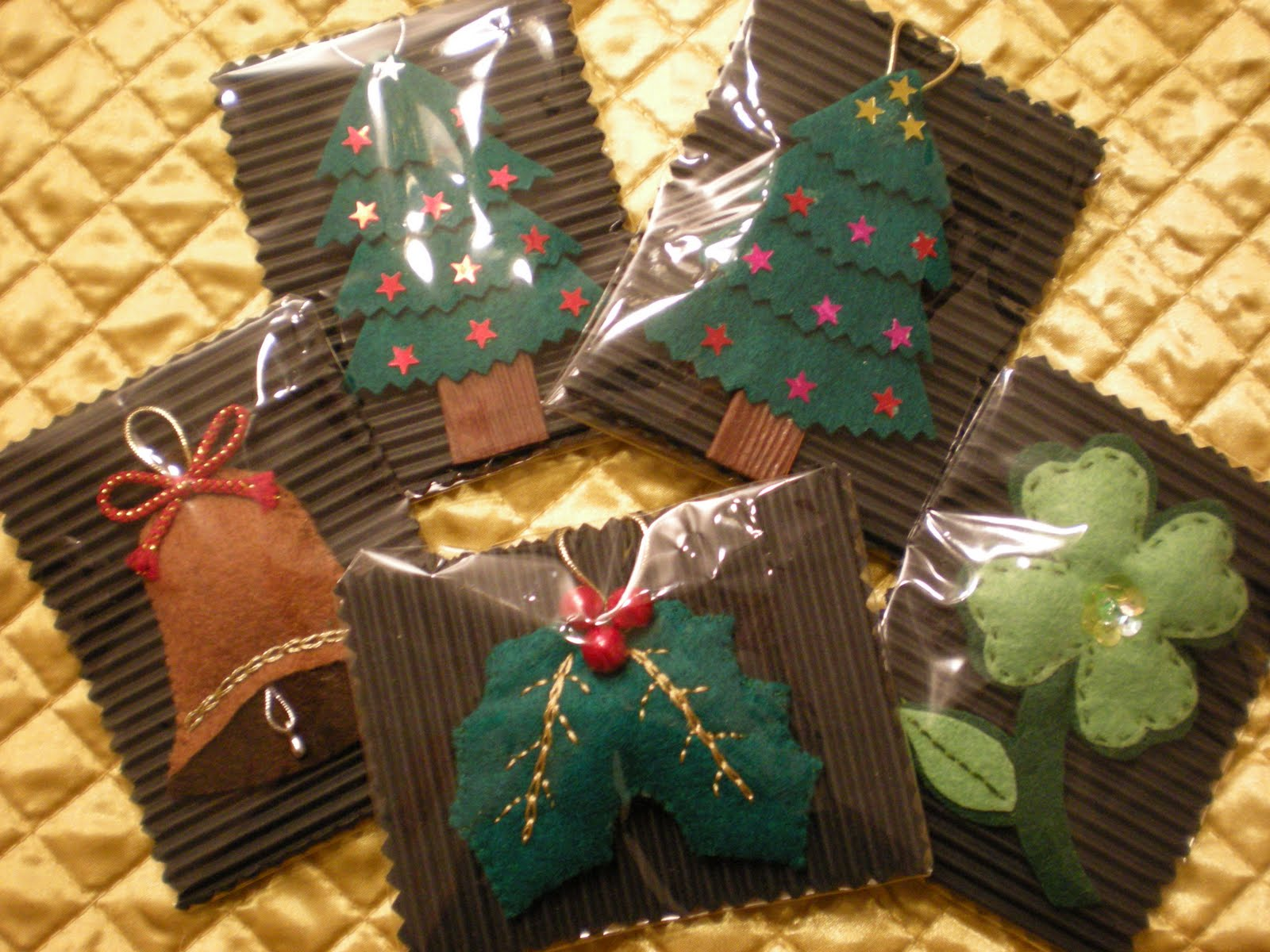 Mis filigranas detalles para regalar en navidad - Detalles de ganchillo para regalar ...