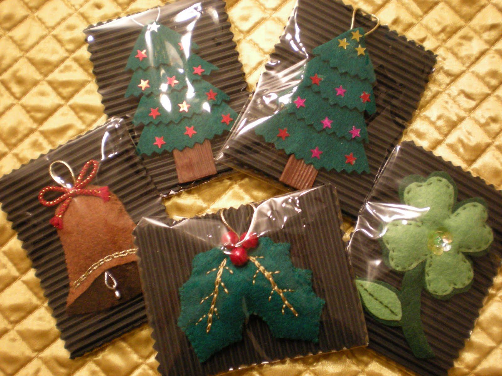 Mis filigranas detalles para regalar en navidad for Detalles de navidad