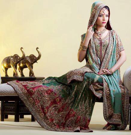 For Cute Dolls: LATEST BRIDAL COLLECTION