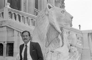 Carlos Fuentes © Sophie Bassouls/Sygma/Corbis