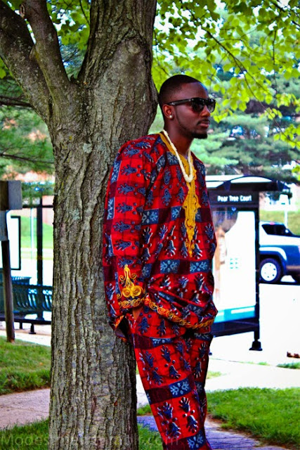 Nigeria Ankara Fashion Styles:Simple Ankara Styles For Guys