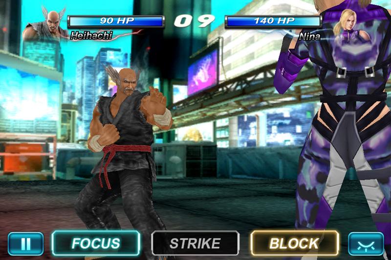 Tekken Card Tournament Heihachi Character New