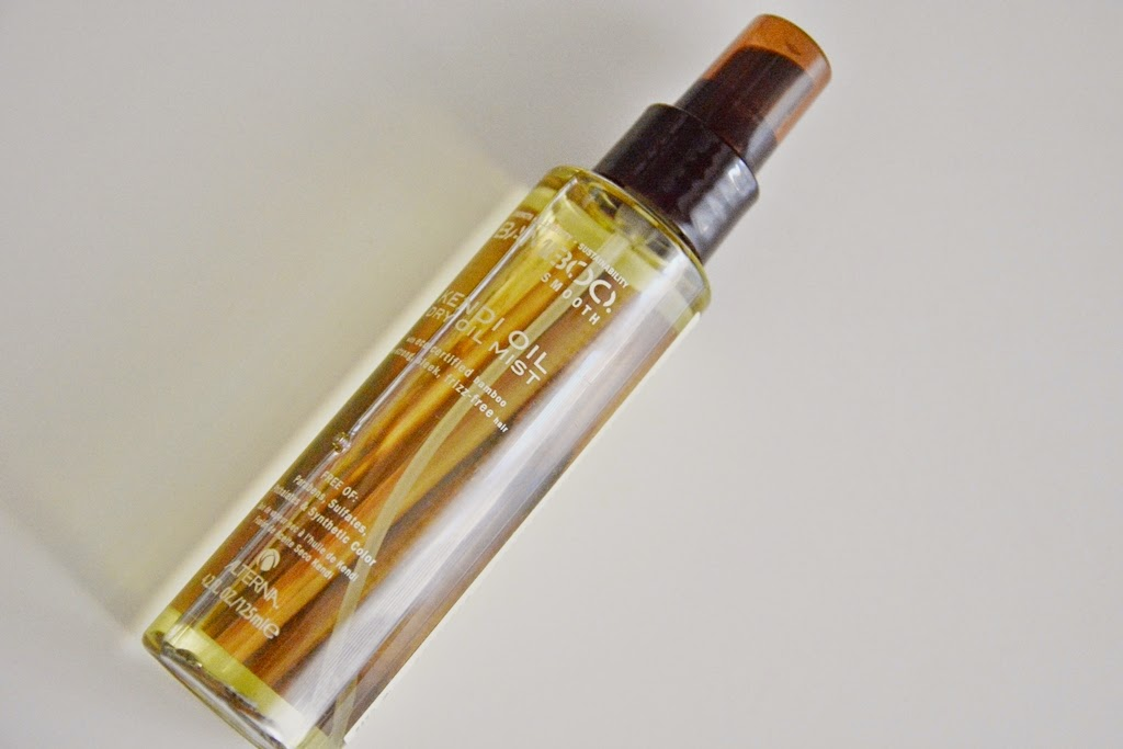 Alterna Bamboo smooth kendi oildry oil mist