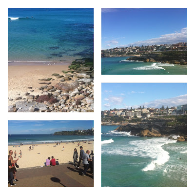 Bondi Beach, Coogee Beach, Coastal Walk, beach, sun, beautiful, sunny, warm, clear water