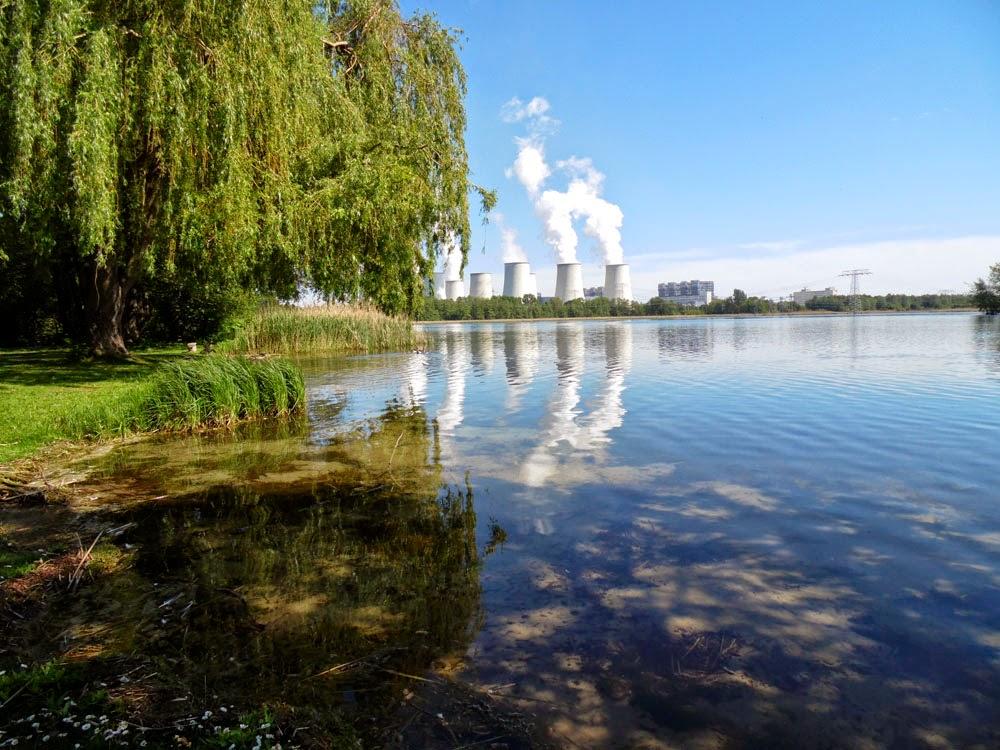 photos of  Kraftwerk Jähnschwalde by Andie Gilmour
