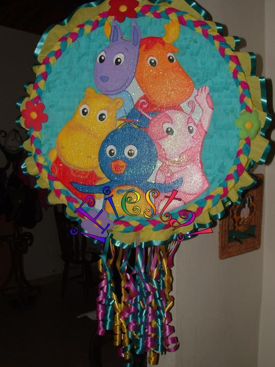 Ideas Para tus Fiestas Tematicas: Decoracion Fiesta De Los ...