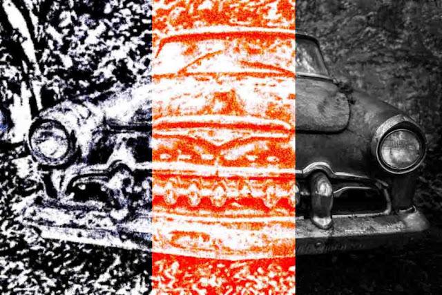 Efecto Fotografico en una preset para Lightroom que se parece a un dibujo con carboncillo