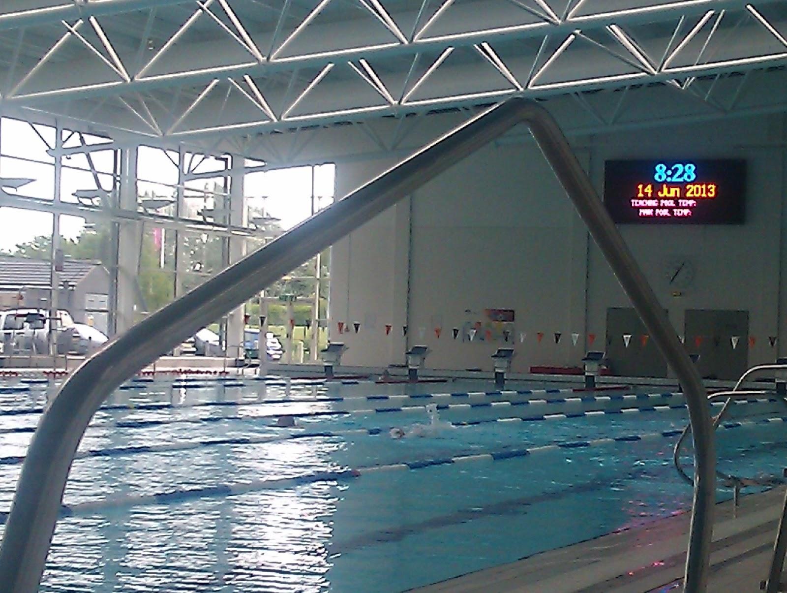 Sarah And Ellie Do The Olympics 18 200m Backstroke