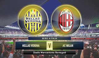 Prediksi Hellas Verona vs AC Milan 24 Agustus 2013
