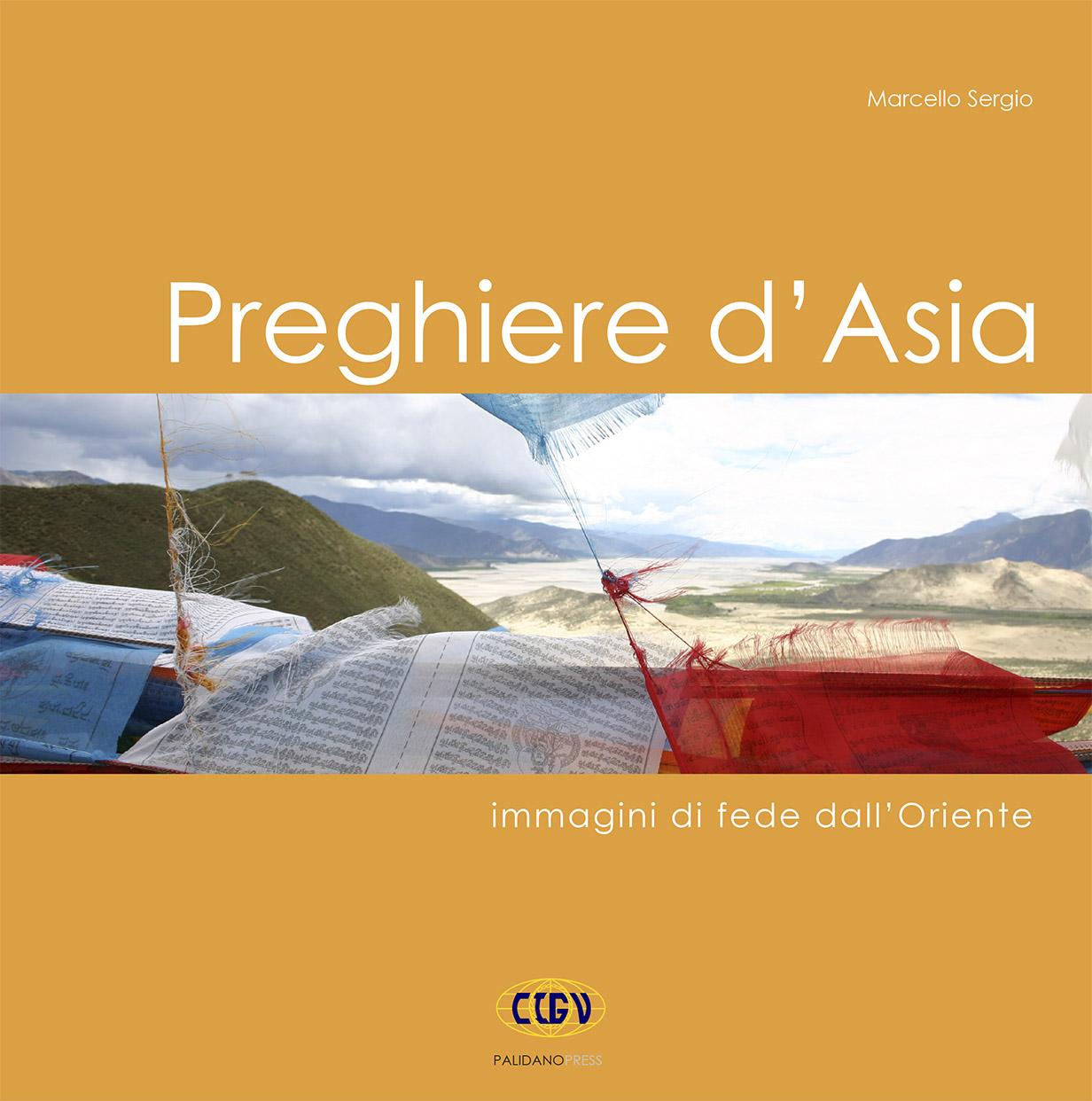 """""""Preghiere d'Asia"""" il mio libro donato a Papa Francesco"""