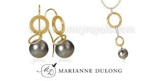 Crown Princess Mary - MARIANNE DULONG Jewelry