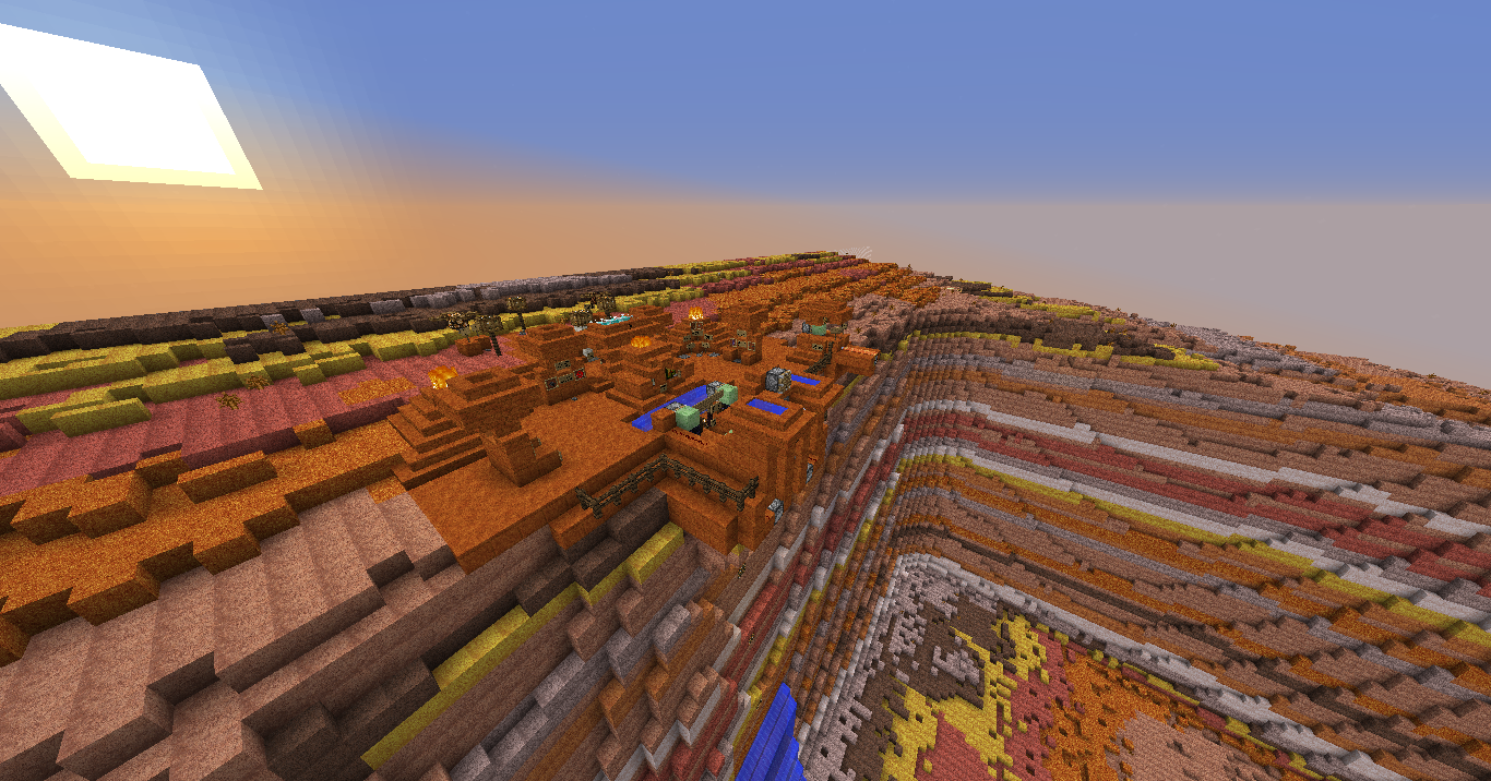 Mapping Minecraft
