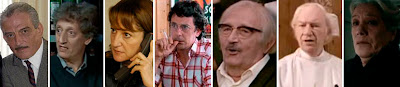 Pepe Sancho, Enrique S. Francisco, Fernán Gómez, Tony Leblanc