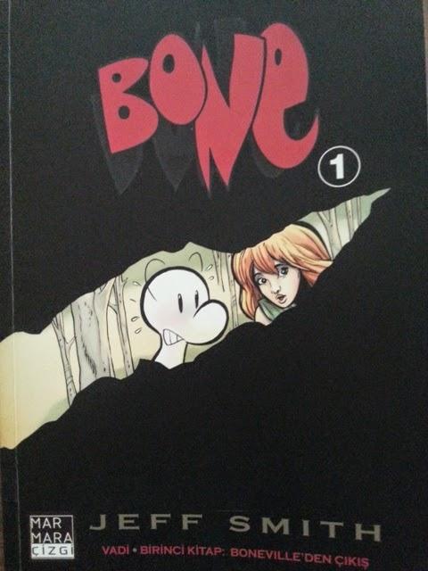 bone cilt 1 kapak