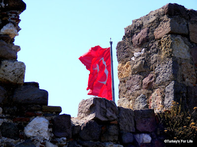 Kadifekale, Izmir