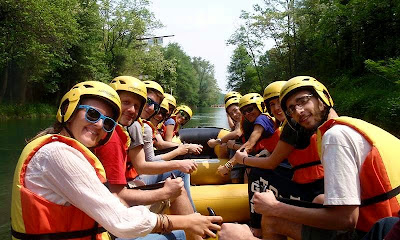 rafting ticino