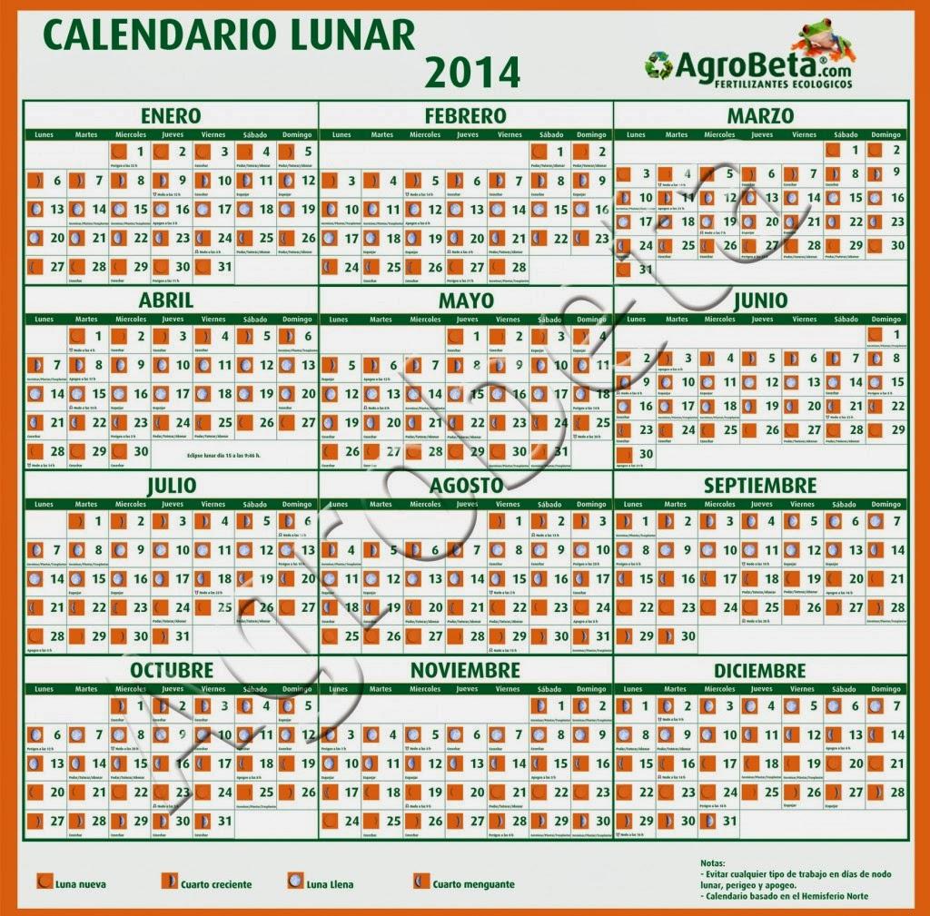 Calendario astrologico lunar calendario astrologico lunar for Calendario lunar mayo