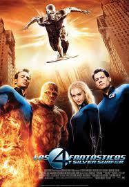Ver Los 4 Fantásticos y Silver Surfer Online Gratis (2007)