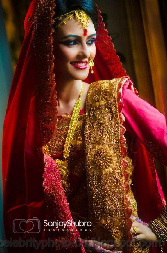Beautiful+BANGLADESHI+BRIDE+WITH+GORGEOUS+MAKE UP+Photos+Collection001