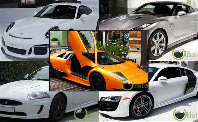 10 Mobil dengan Biaya Asuransi Termahal di Dunia