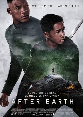 Descargar After Earth (2013) (Ts/Scr XviD) (MiC DubbeD) (Castellano) (MG/PL/FS) (Gratis)