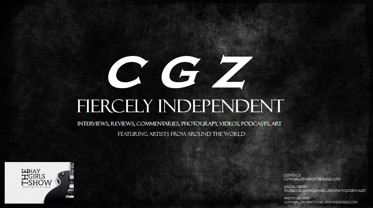 CGZ Fiercely Independent Creativity & Thinking