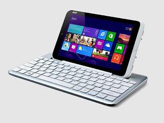 Acer Iconia W3 - Windows 8