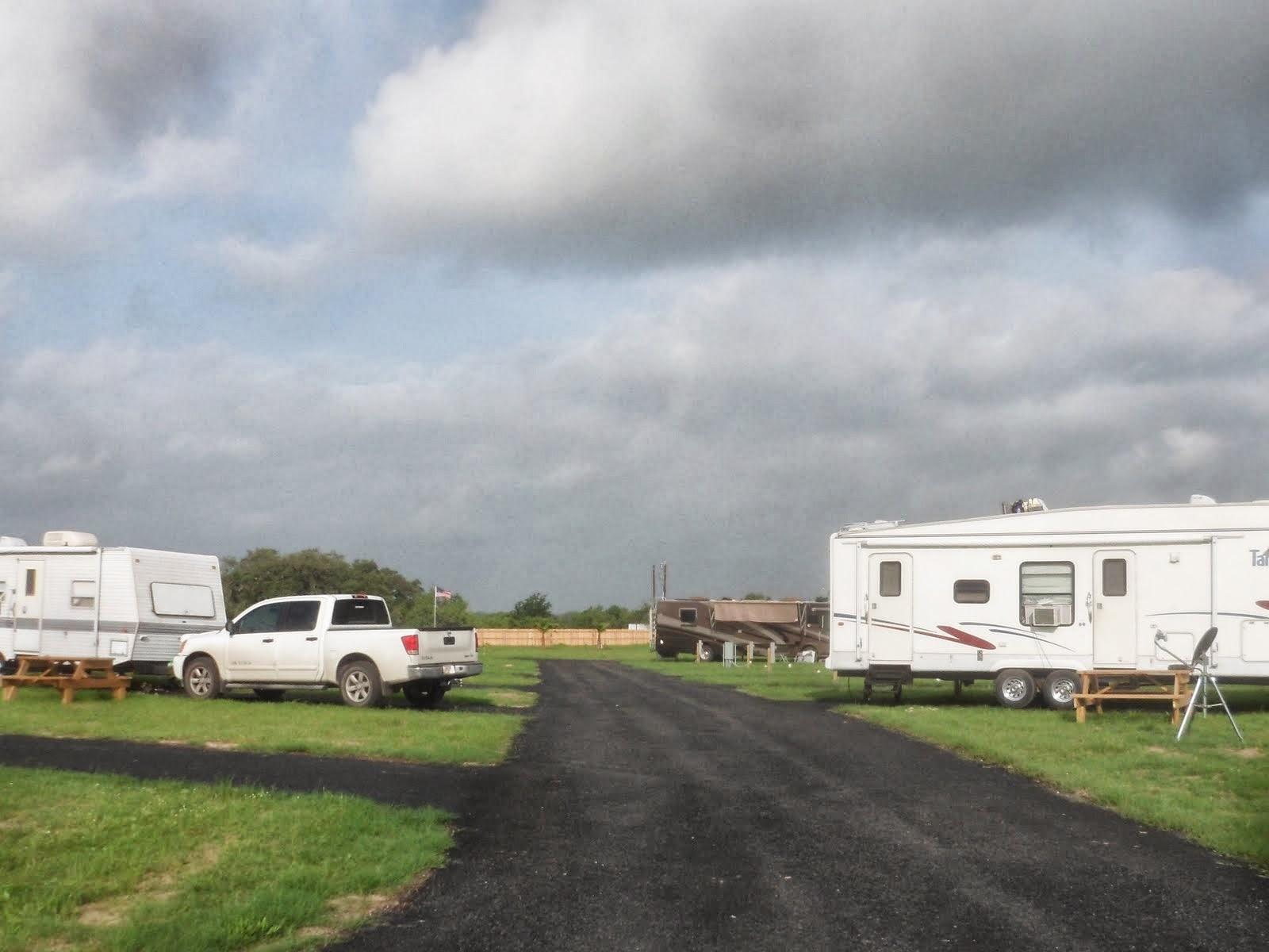 Busters Travels Fox Creek Gate Tilden Texas