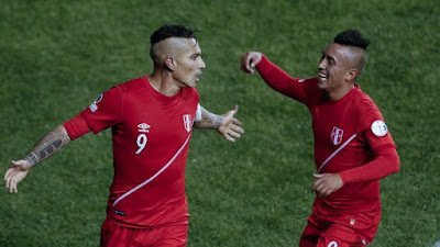 Copa America 2015: Peru vs. Paraguay Live Stream