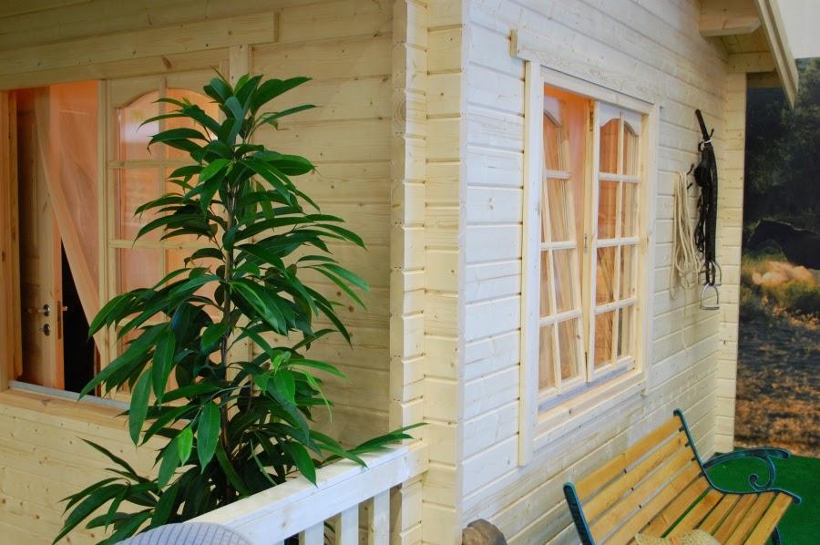 Casas de madera baratas bungalow de madera wendy - Bungalow de madera ...