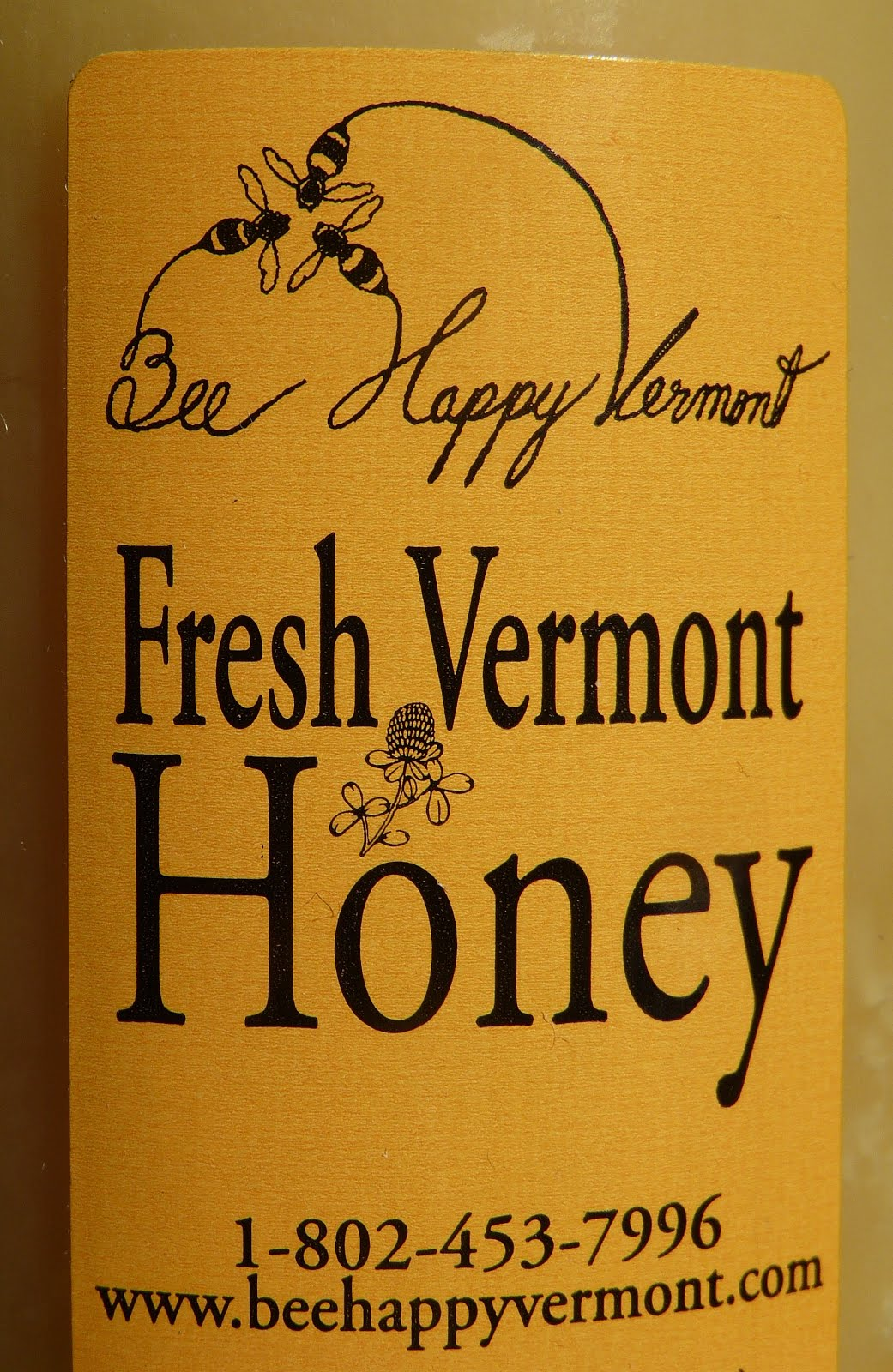 Bee Happy Vermont