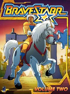 BRAVESTARR (1987)