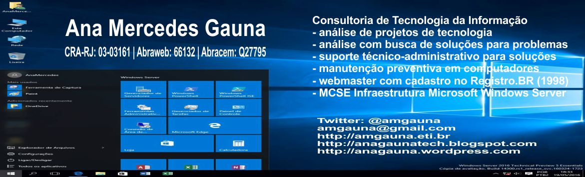 Ana Gauna Tech Blog