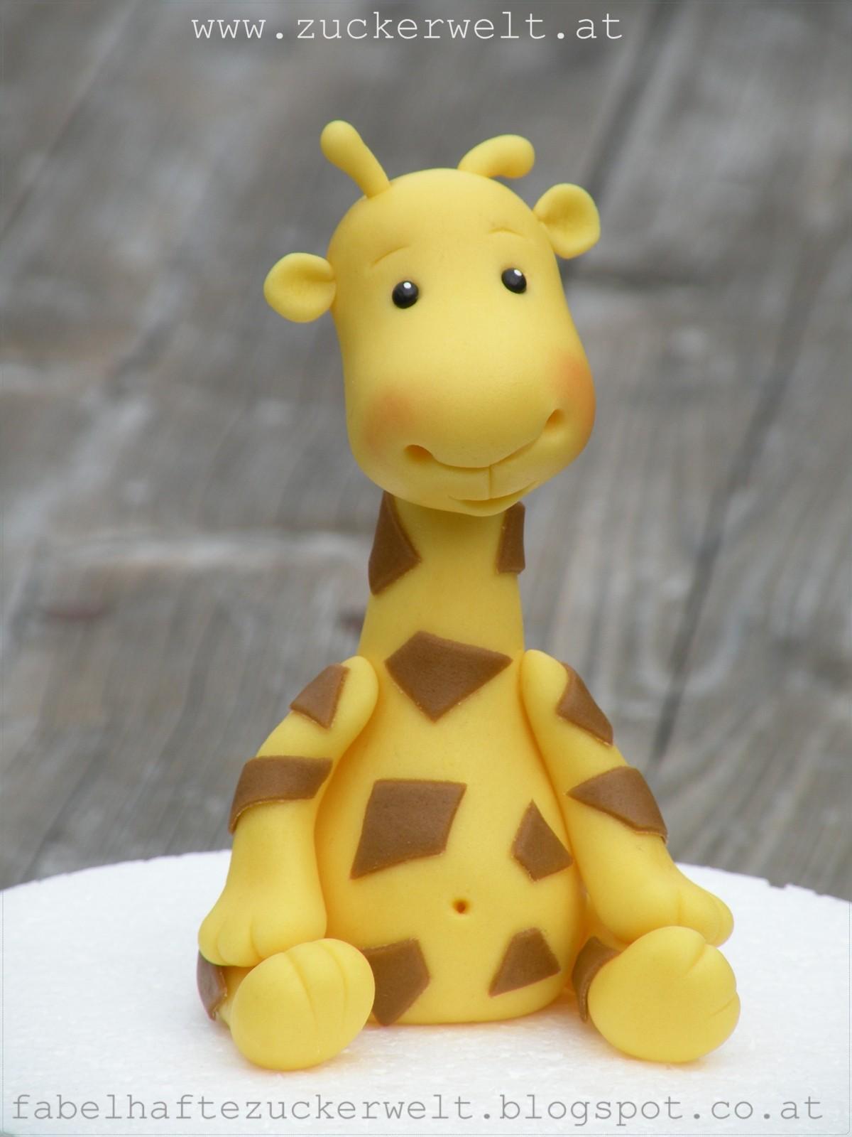 zuckerwelt: kleine giraffe, Garten und Bauen
