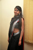 Model Shehnaaz Glam pics in saree-thumbnail-2