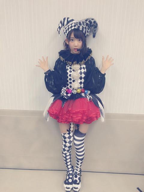 AKB48 宮脇咲良 Miyawaki Sakura ハロウィン・ナイト Halloween Night 02