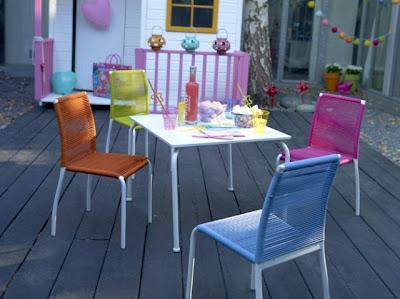 Muebles para Niños para el Jardín