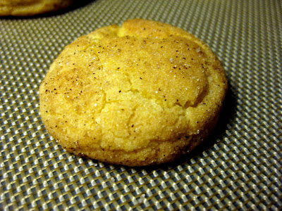 Grammy's Snickerdoodles - Photo by Michelle Judd of Taste As You Go
