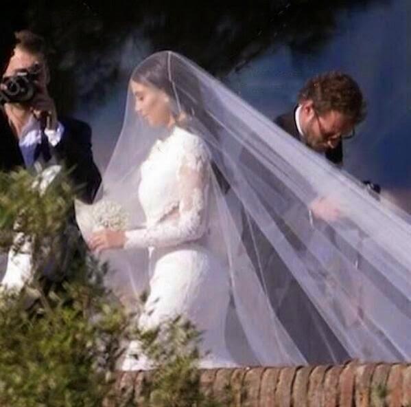 Kim Kardashian (33) Married Kanye West (36) in Wedding of the Year