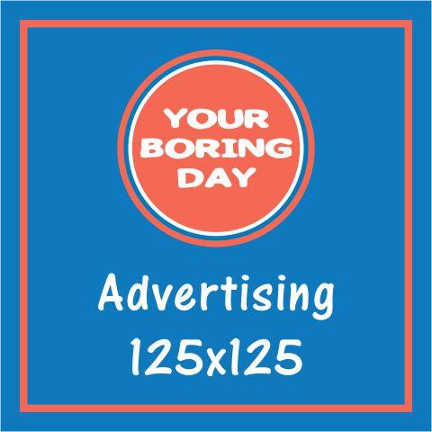Pasang Iklan di Your Boring Day