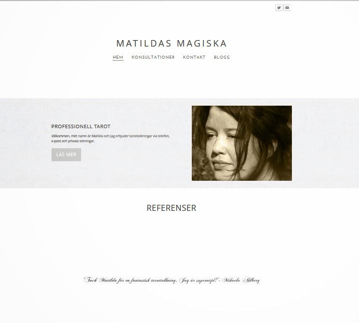 http://matildasmagiska.weebly.com/