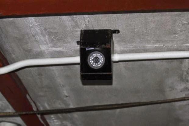 EH CCTV Di Bilik Mandi Sewa Homestay di Ipoh